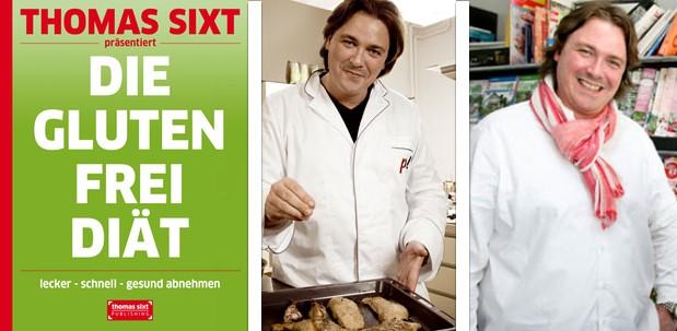 Ernährungsratgeber schnell abnehmen, die glutenfreie Diät von Thomas Sixt