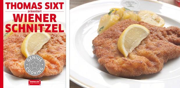 iPad® Kochbuch Wiener Schnitzel Rezept original