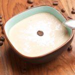Rezept Bild Schnelle Kaffeecreme