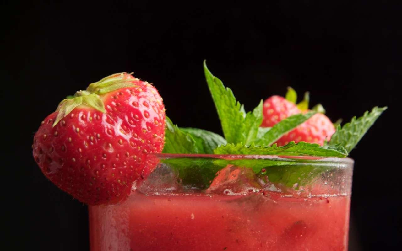 strawberry shake recipe picture