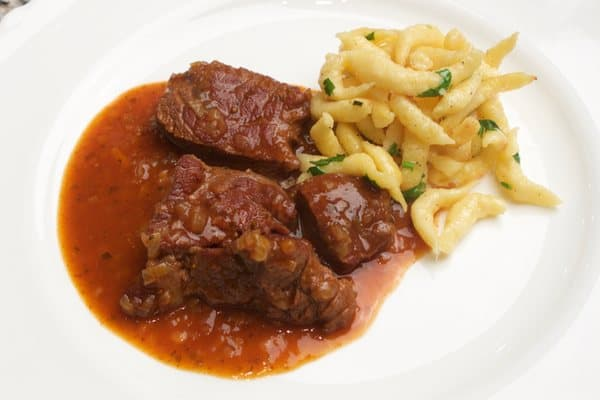 Recipe Picture to Viennese Juice Goulash