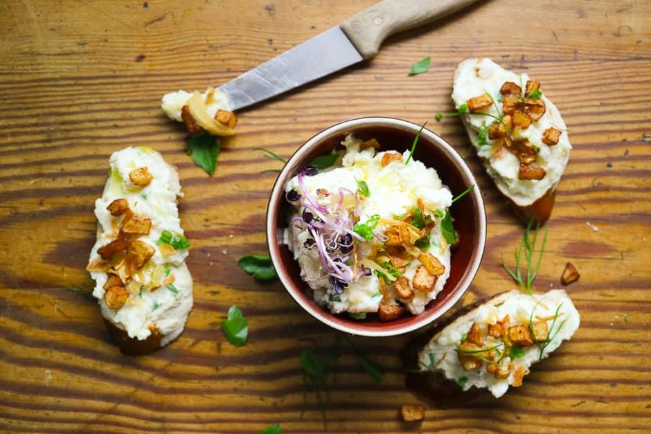 Kartoffelkäse Rezept Bild