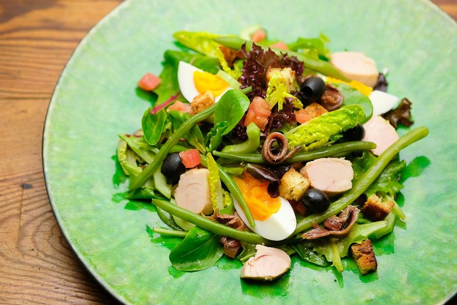 Rezept Bild Salade Nicoise
