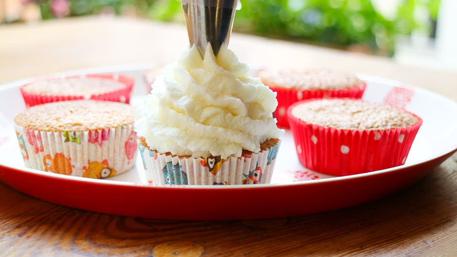 Cupcakes Topping