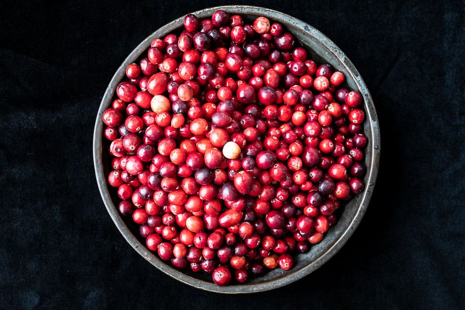 cranberries frisch